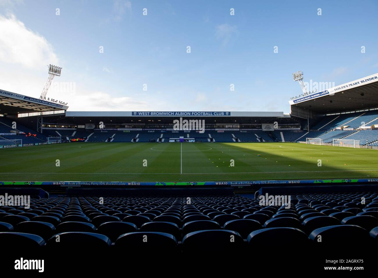 Hawthorns Stadium High Resolution Stock Photography And Images Alamy