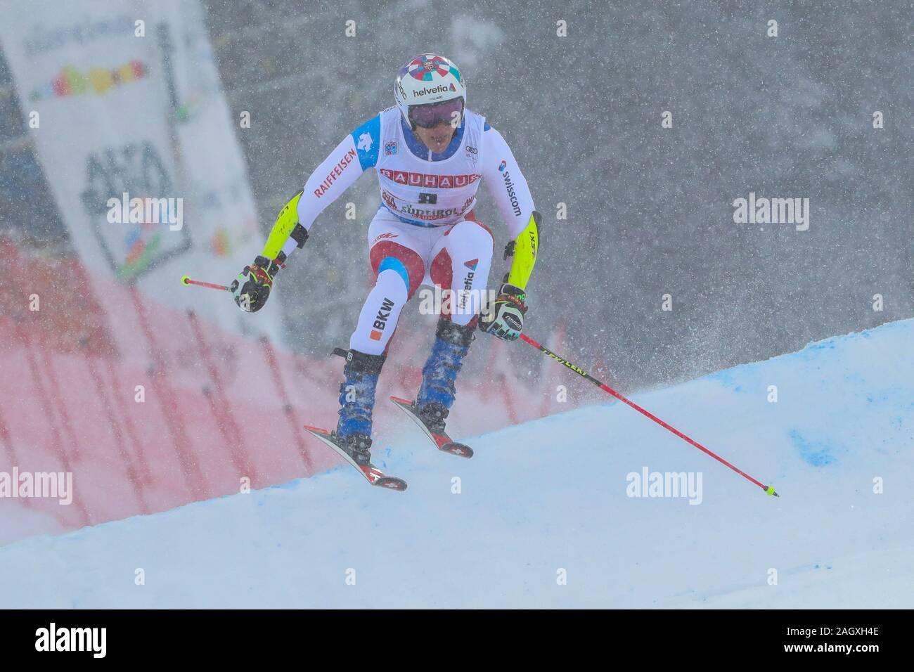 Alta Badia, Italy. 22nd Dec, 2019. odermatt marco (sui) 5th classifiedduring FIS SKI WORLD CUP 2019 - Giant Slalom Men, Ski in Alta Badia, Italy, December 22 2019 - LPS/Sergio Bisi Credit: Sergio Bisi/LPS/ZUMA Wire/Alamy Live News Stock Photo