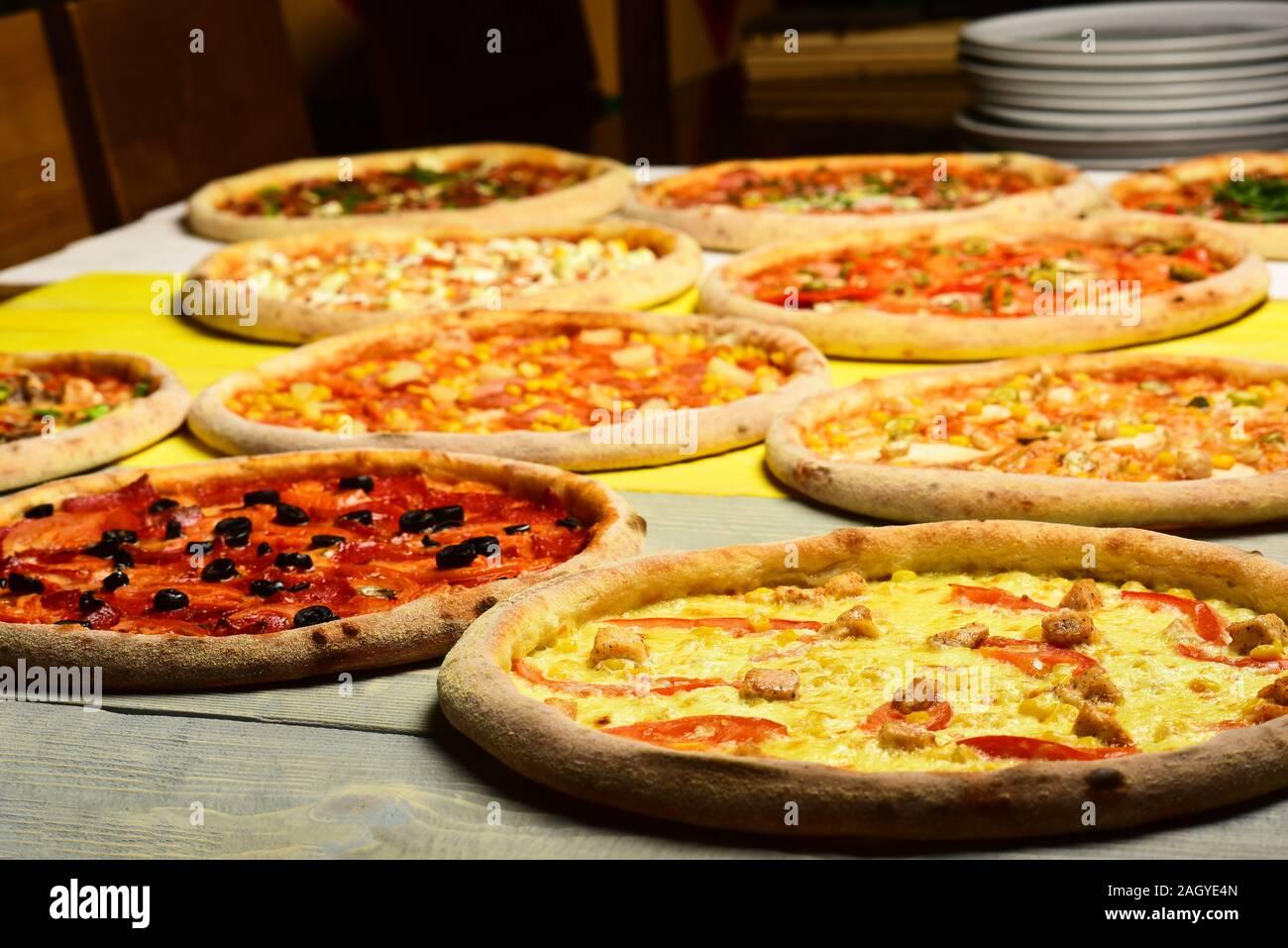 Takeaway Pizza Menu Stock Photos Takeaway Pizza Menu Stock