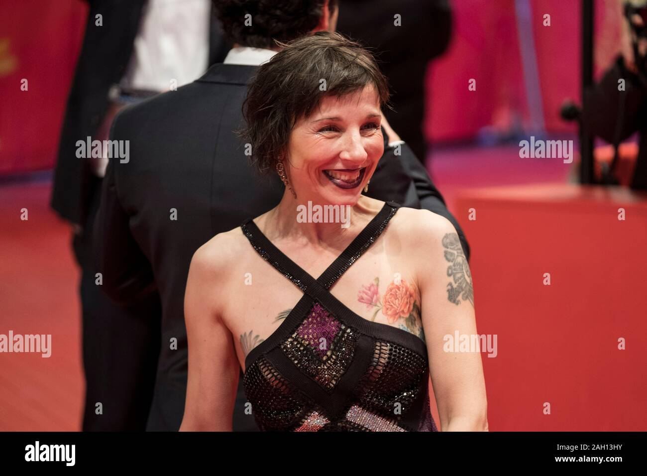 Meret Becker Berlin High Resolution Stock Photography And Images Alamy