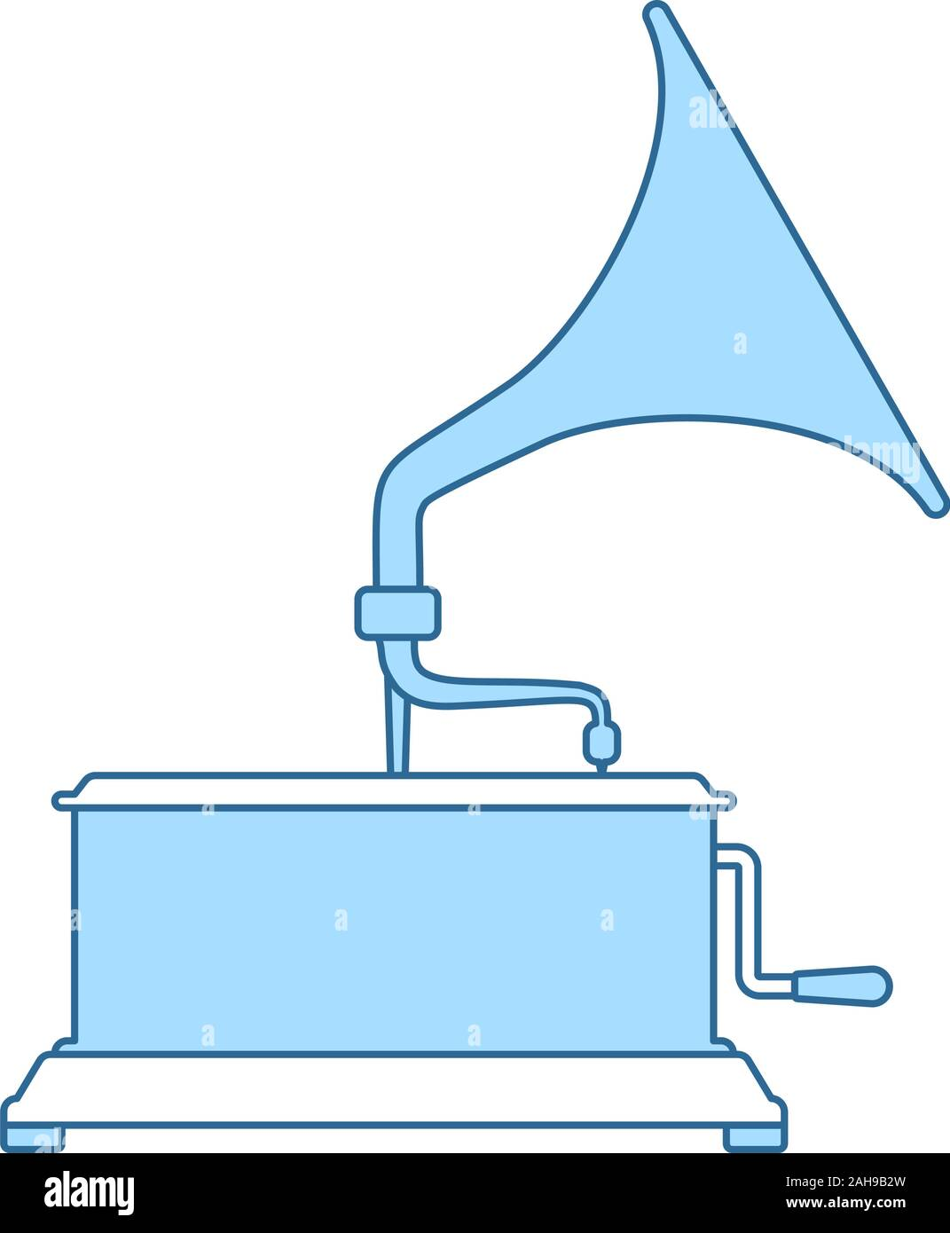 Download Vector Gramophone Icon