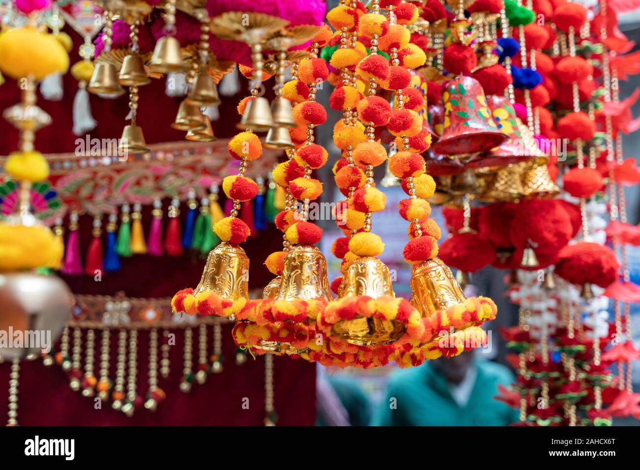 Traditional Indian Street Wedding Decorations High Resolution