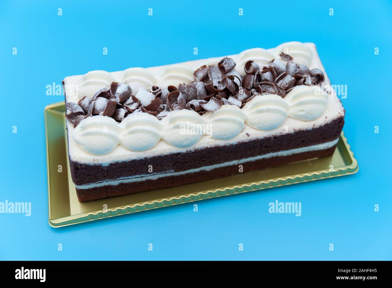 Prime Rectangle Birthday Cake Stock Photos Rectangle Birthday Cake Funny Birthday Cards Online Inifofree Goldxyz