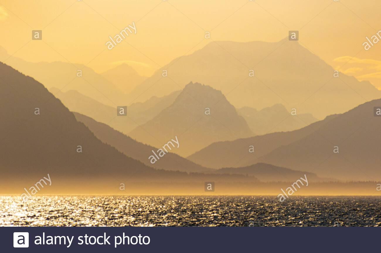 , Hoonah-Angoon, Alaska, United States (US) Stock Photo