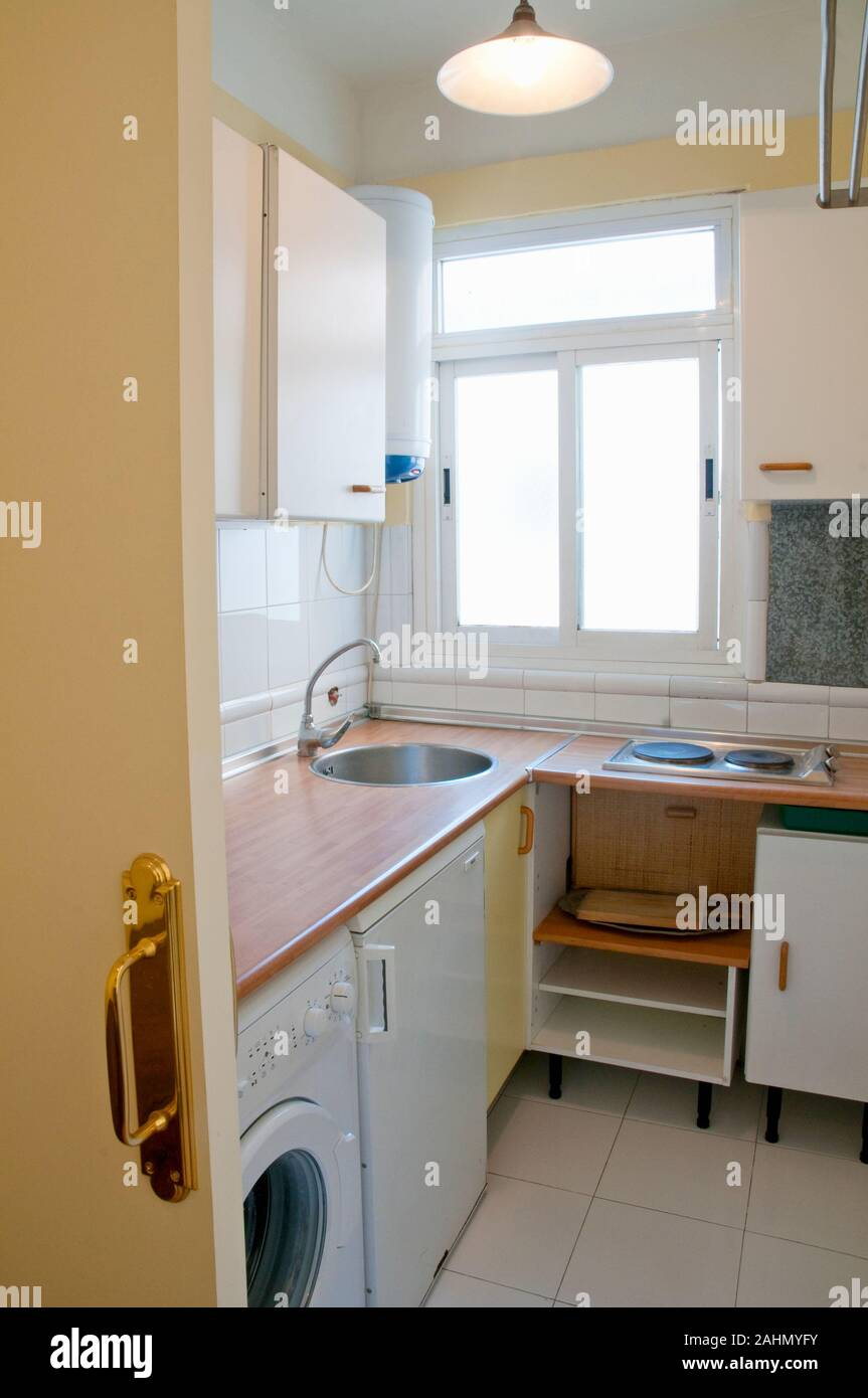 Tenement Kitchen High Resolution Stock Photography And Images Alamy