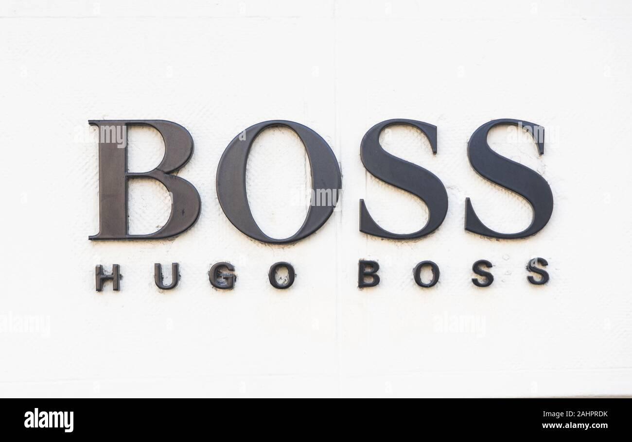 hugo boss spain
