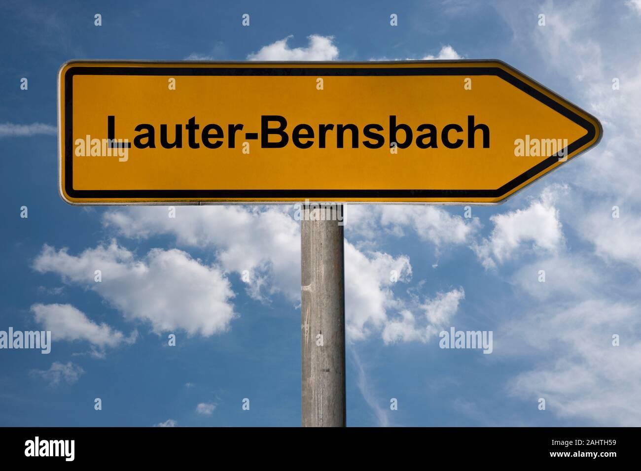 Girl aus Lauter-Bernsbach