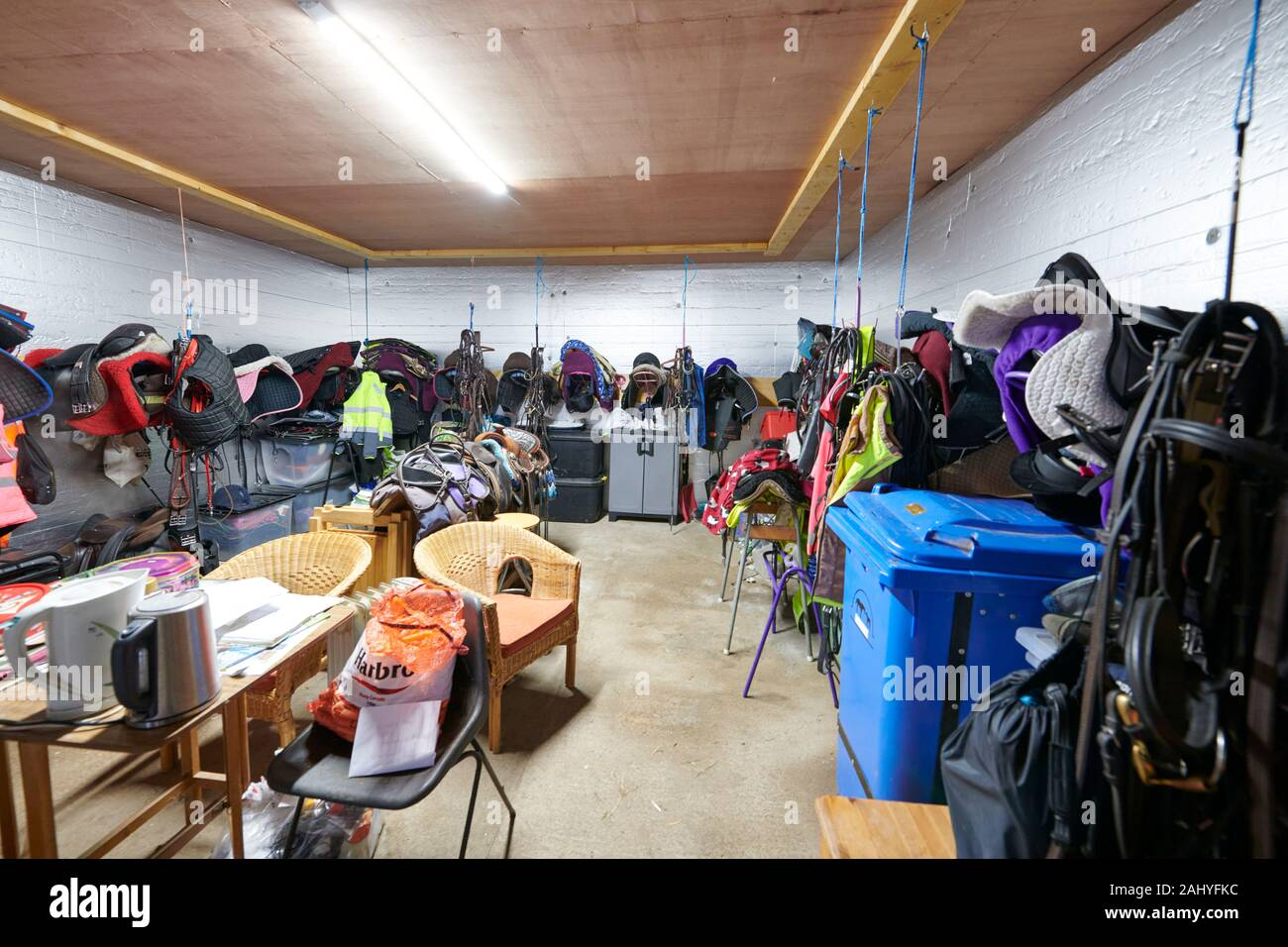 Tack Room High Resolution Stock Photography And Images Alamy