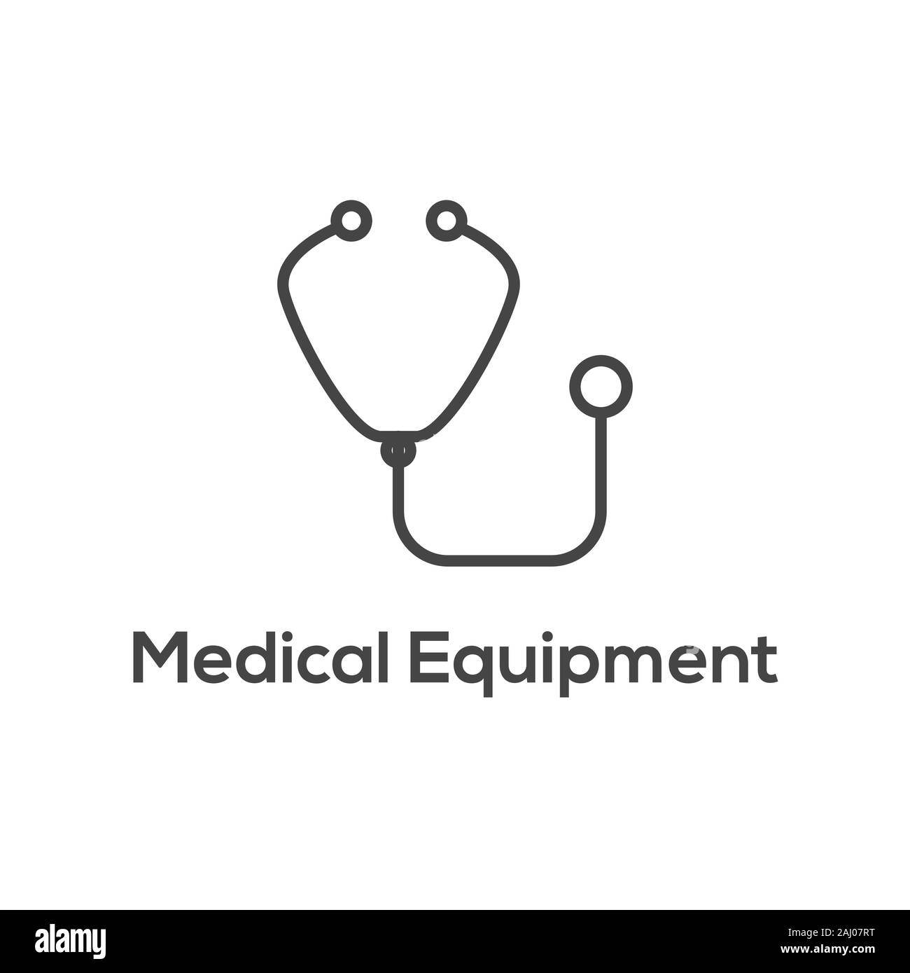 Medical Care Icon - health related symbolism and image Stock Vector
