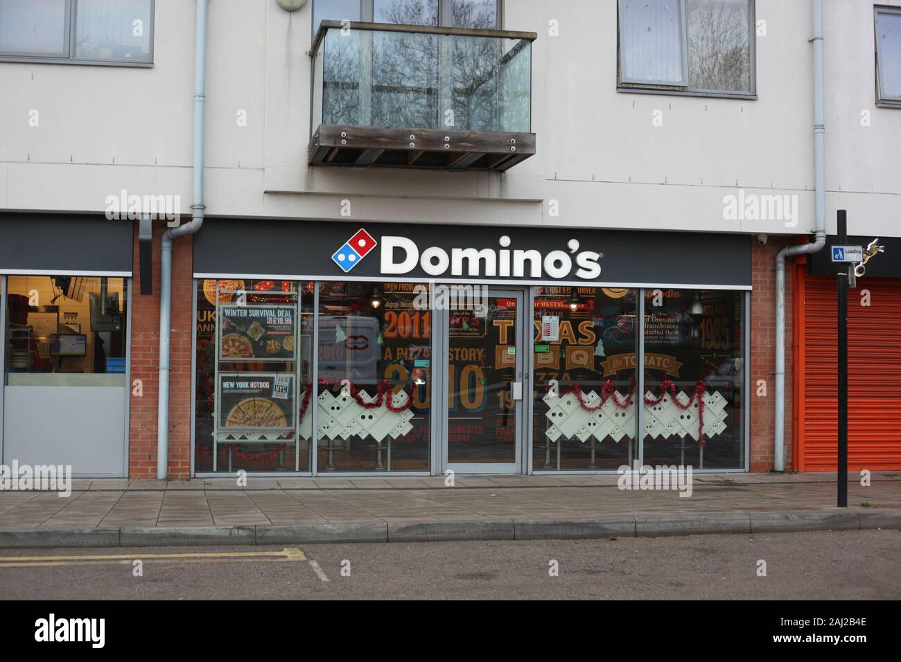 Takeaway Pizza Uk Stock Photos Takeaway Pizza Uk Stock