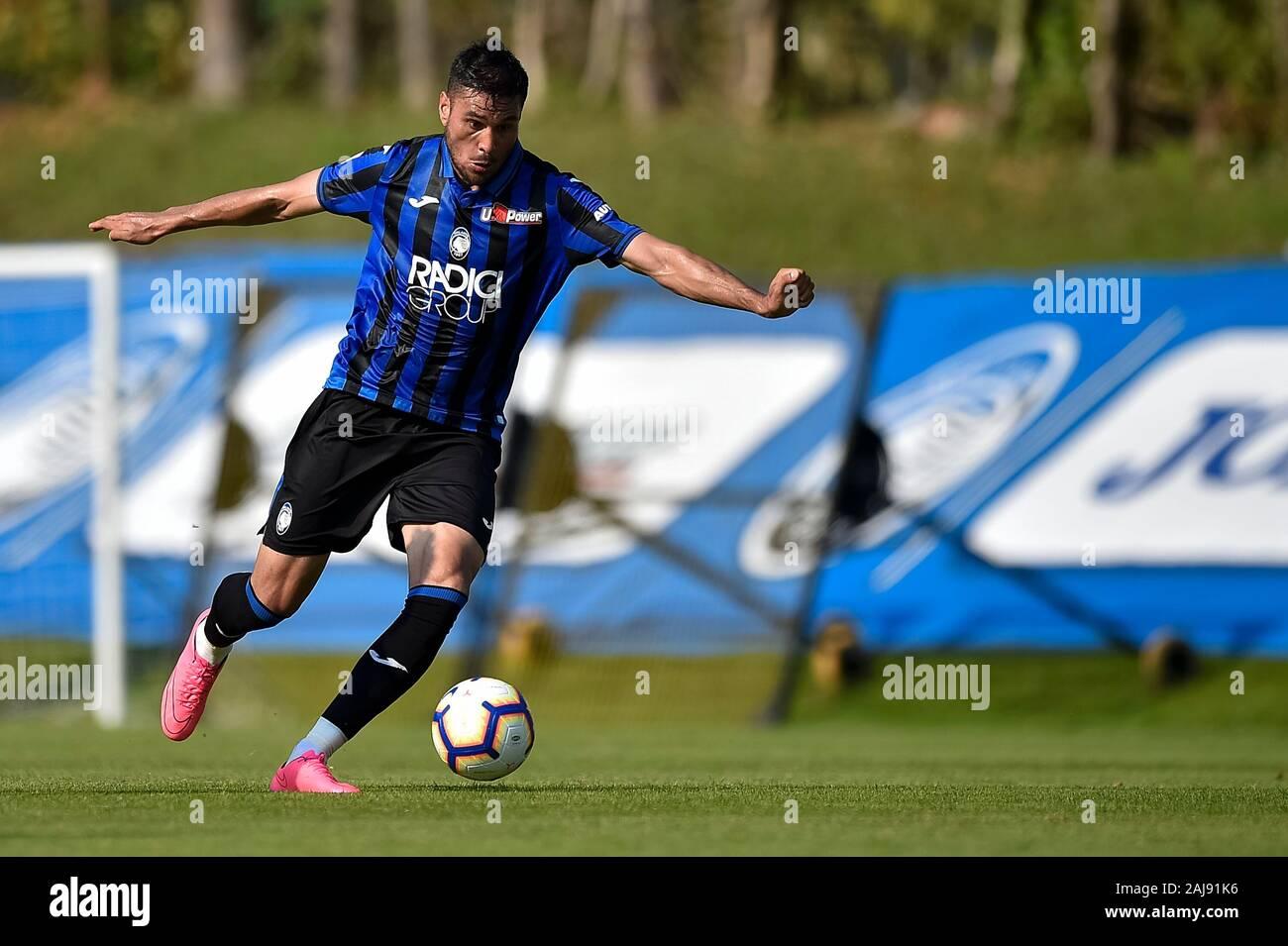Jose Luis Palomino Atalanta Bergamasca Calcio High Resolution ...