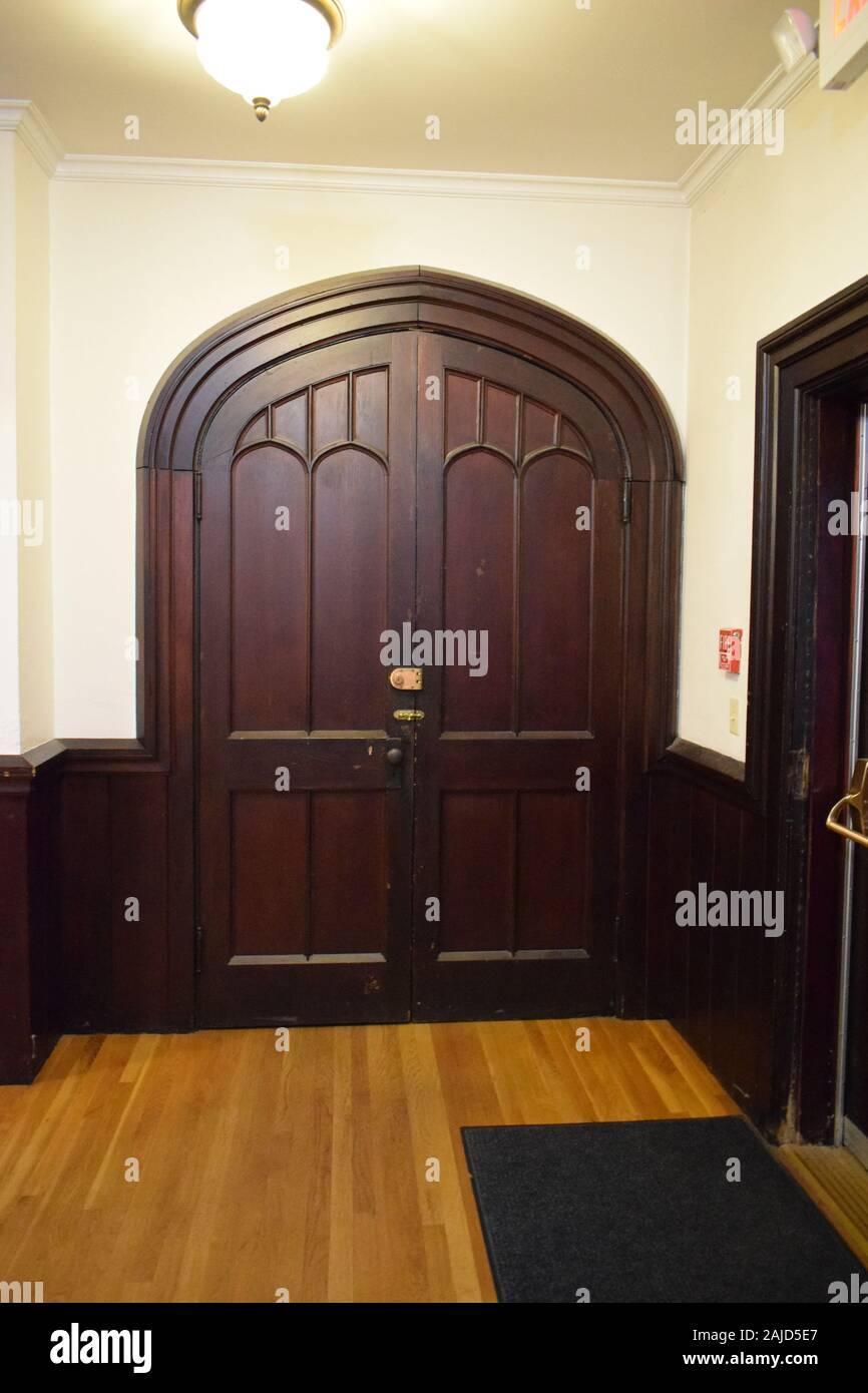 tek double door frame