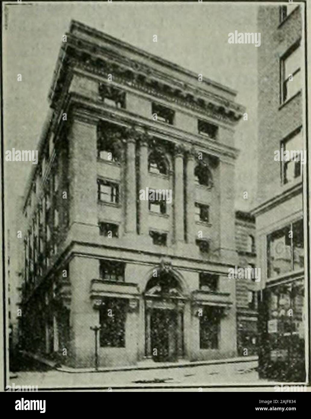 Building And Industrial News Italian Civic Buildingsan Francisco Italo Zanolini Architectsan Francisco Building And Industrial News March 11 1913 Plate B Building And Industrial News 17 Office Pacific Tel Tel Co Basement