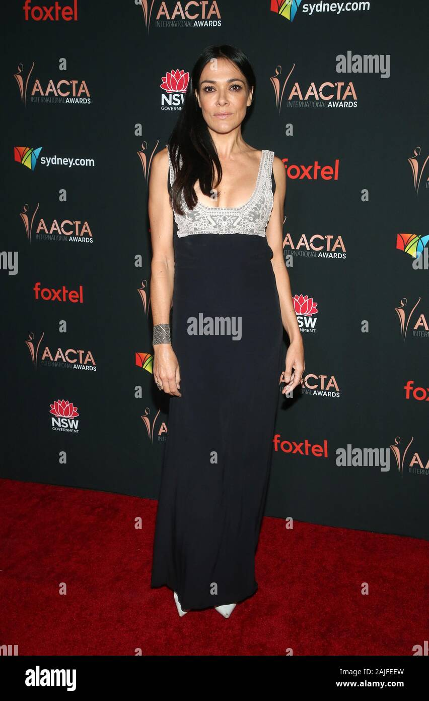 3 January 2020 West Hollywood California Simone Kessell 9th Annual Australian Academy Of Cinema And Television