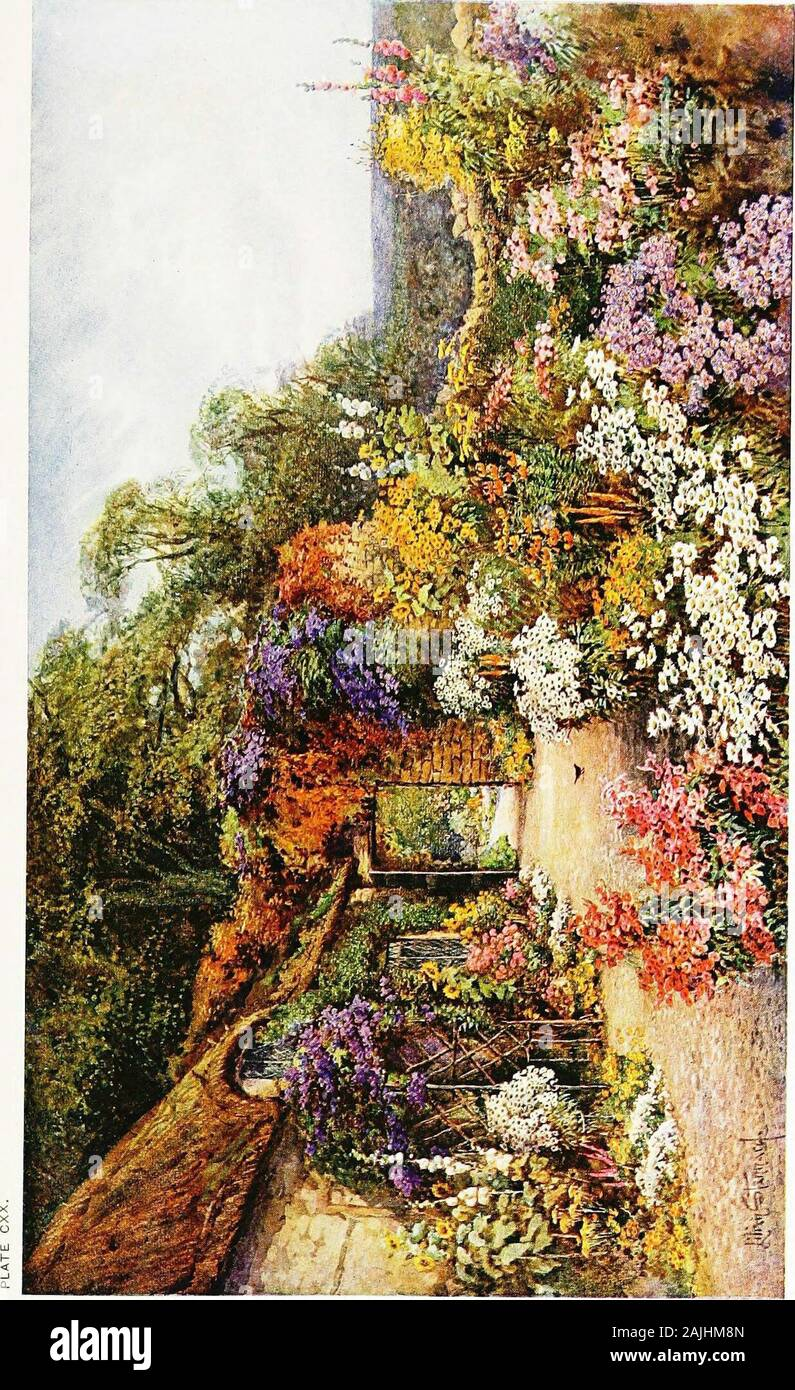 The gardens of England in the southern & western counties . hzu^ ui CO o I CO Q Z.< CO (-< Q zoa. cc UJQ.CL kj XH. Q < zz< Q < C5 Stock Photo
