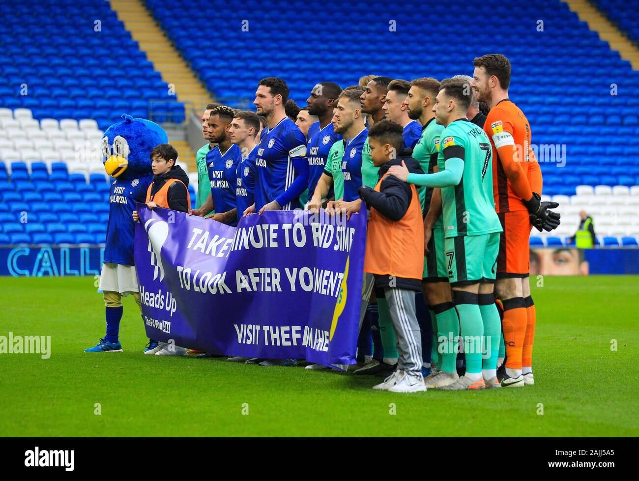 A Football League Campaign Stock Photos A Football League