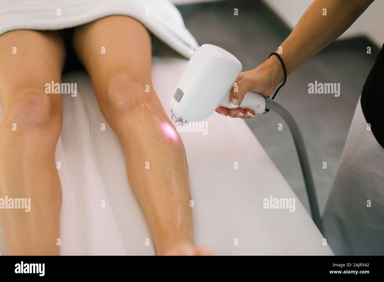 Laser Hair Removal Laser Cosmetic Treatment To Remove Unwanted