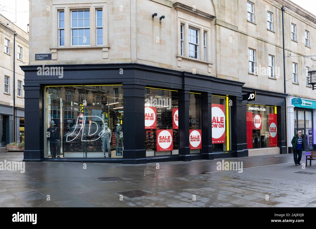 Jd Sports High Resolution Stock Photography And Images Alamy