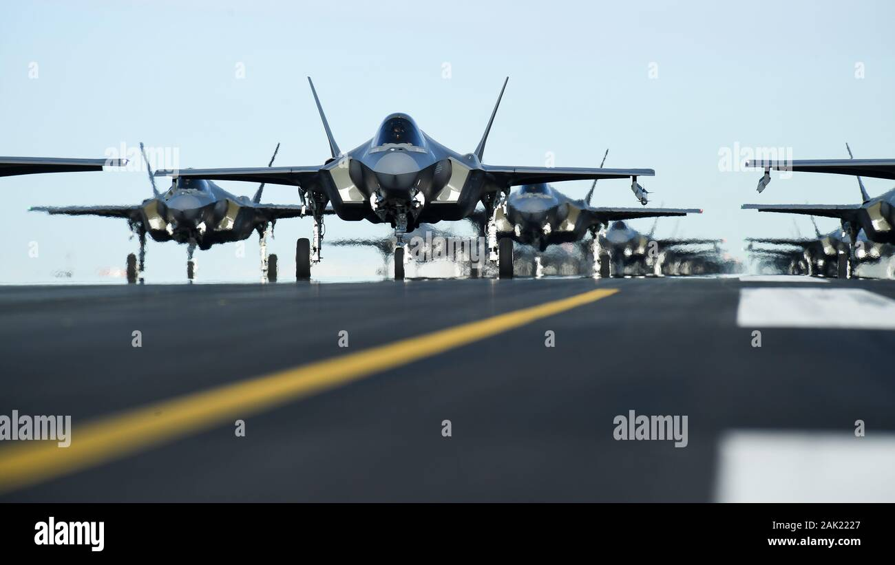 The active duty 388th and Reserve 419th Fighter Wings