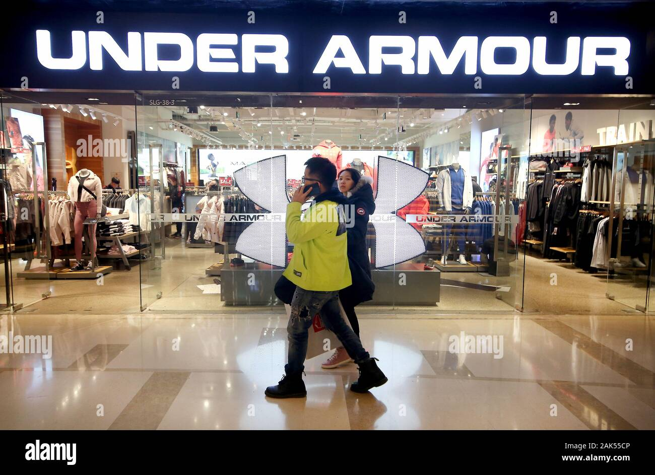 under armour clothing outlet