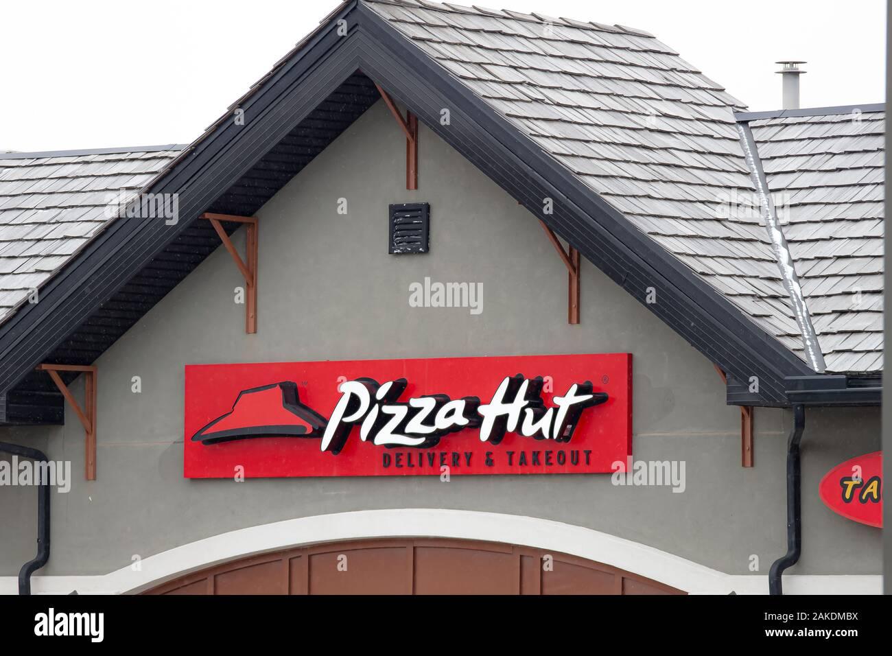 Pizza Hut Architecture Stock Photos Pizza Hut Architecture