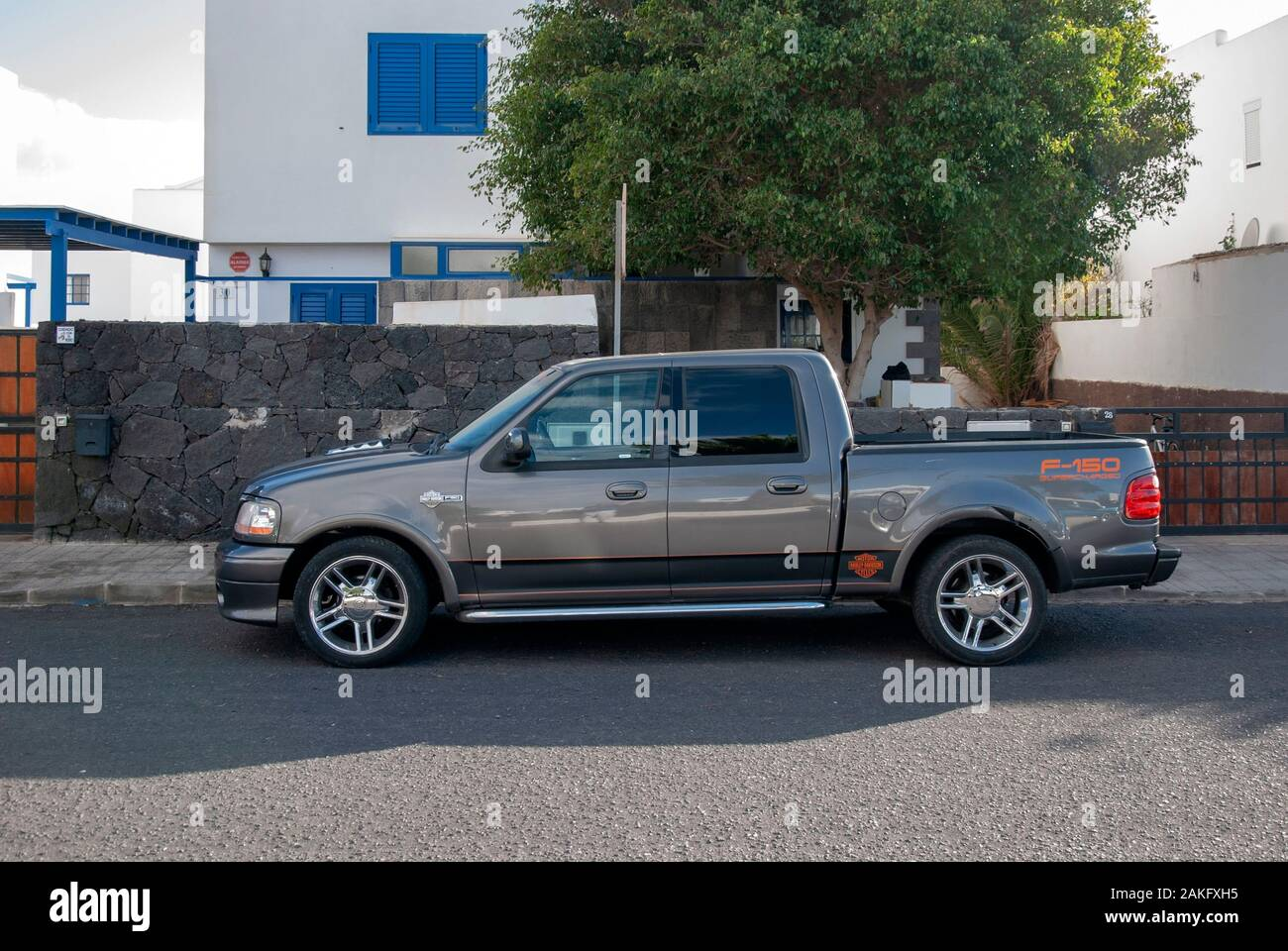 Ford F150 High Resolution Stock Photography And Images Alamy