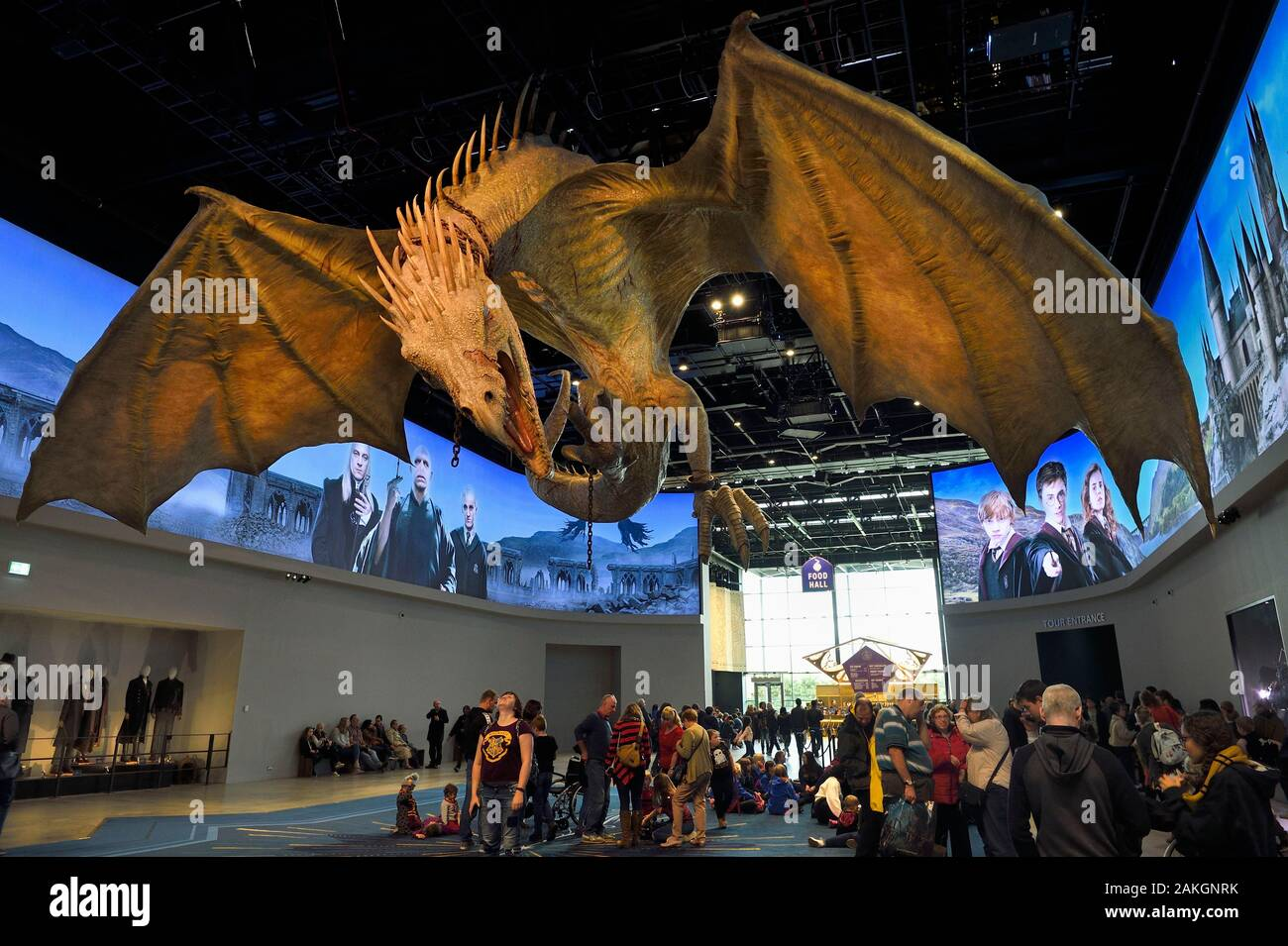 Harry Potter Exhibition High Resolution Stock Photography And Images Alamy