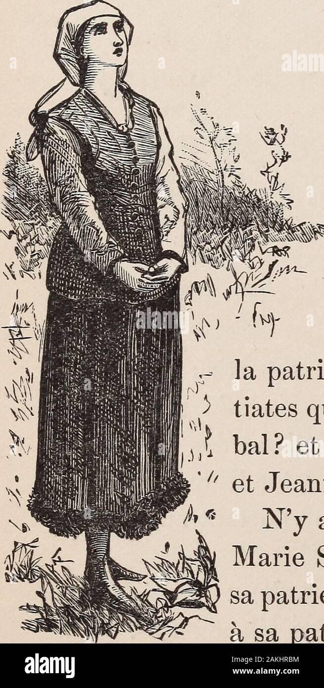 Les Moineaux De La Mariée mademoiselle stock photos & mademoiselle stock images - page