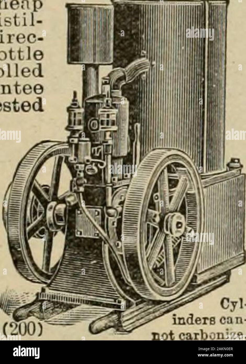 Weber Engine Co Water Governed Kerosene Engines Kansas City MO New Metal Sign