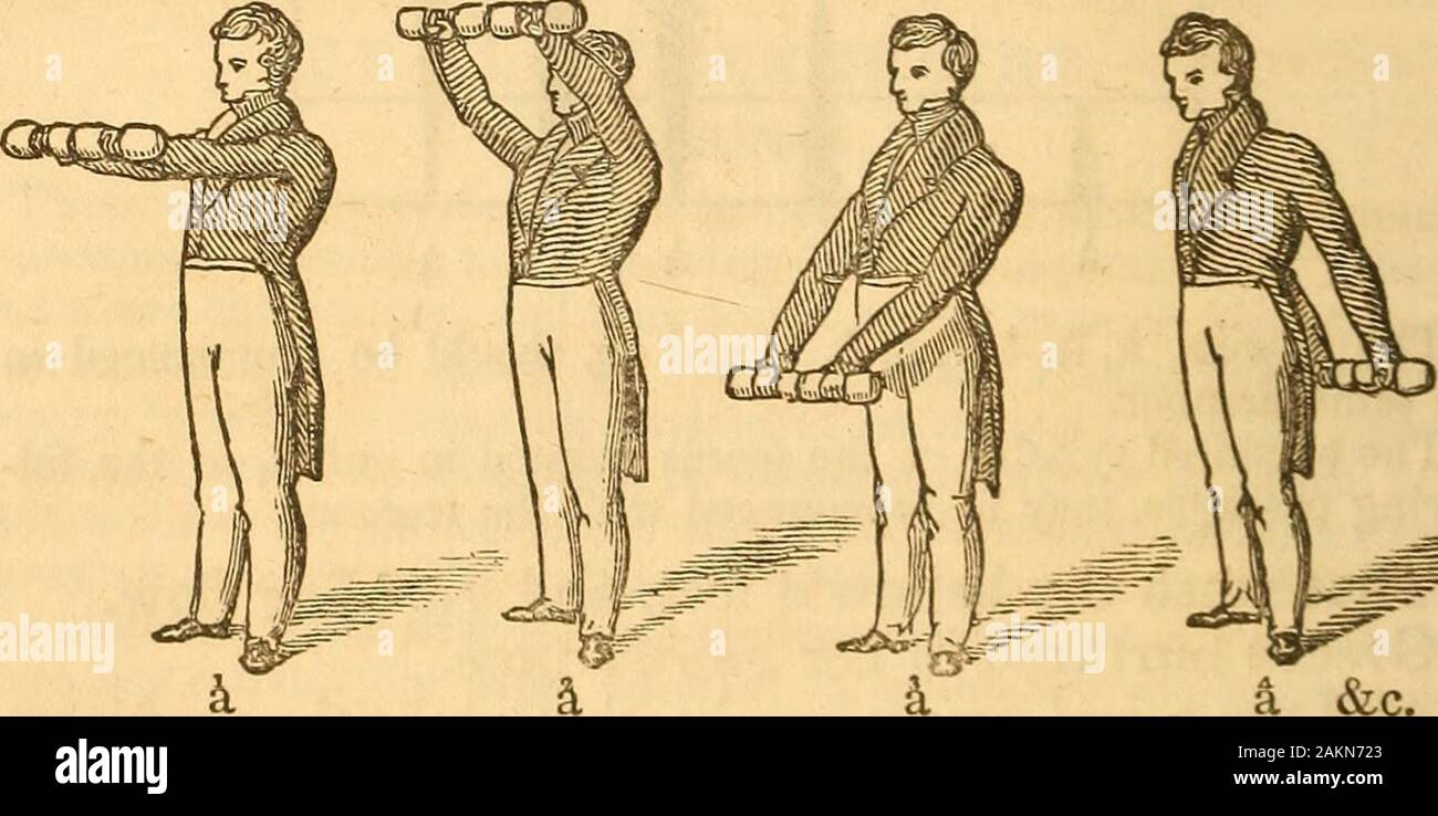 A System Of Elocution With Special Reference To Gesture To The Treatment Of Stammering And Defective Articulation Es 1 Raise The Arms With The Hands Clinched To The Position