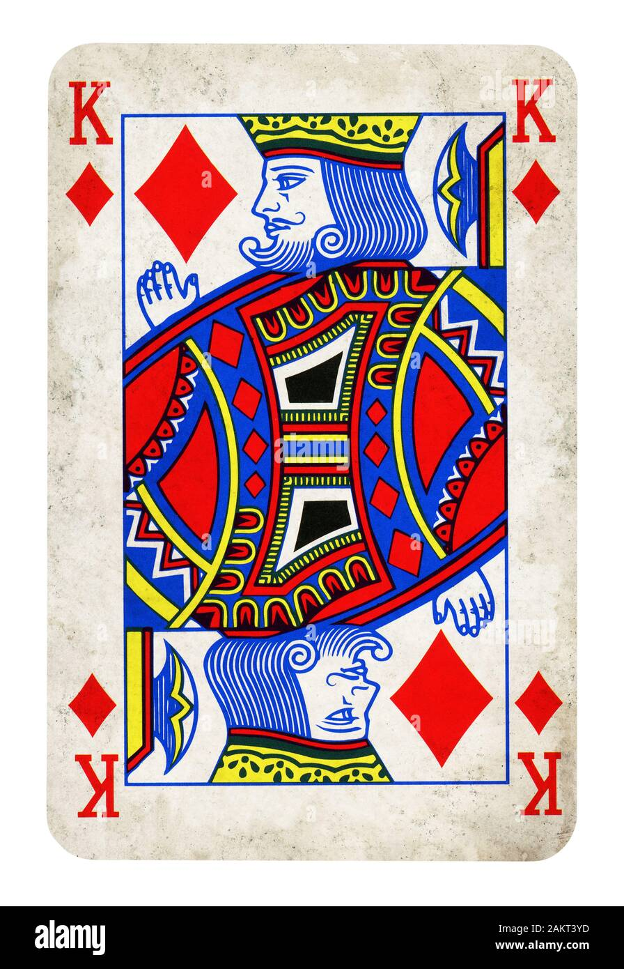 King Card High Resolution Stock Photography And Images Alamy