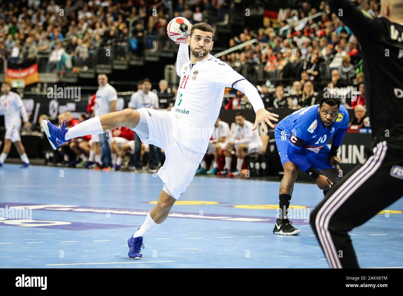 Handball World Cup High Resolution Stock Photography And Images Alamy