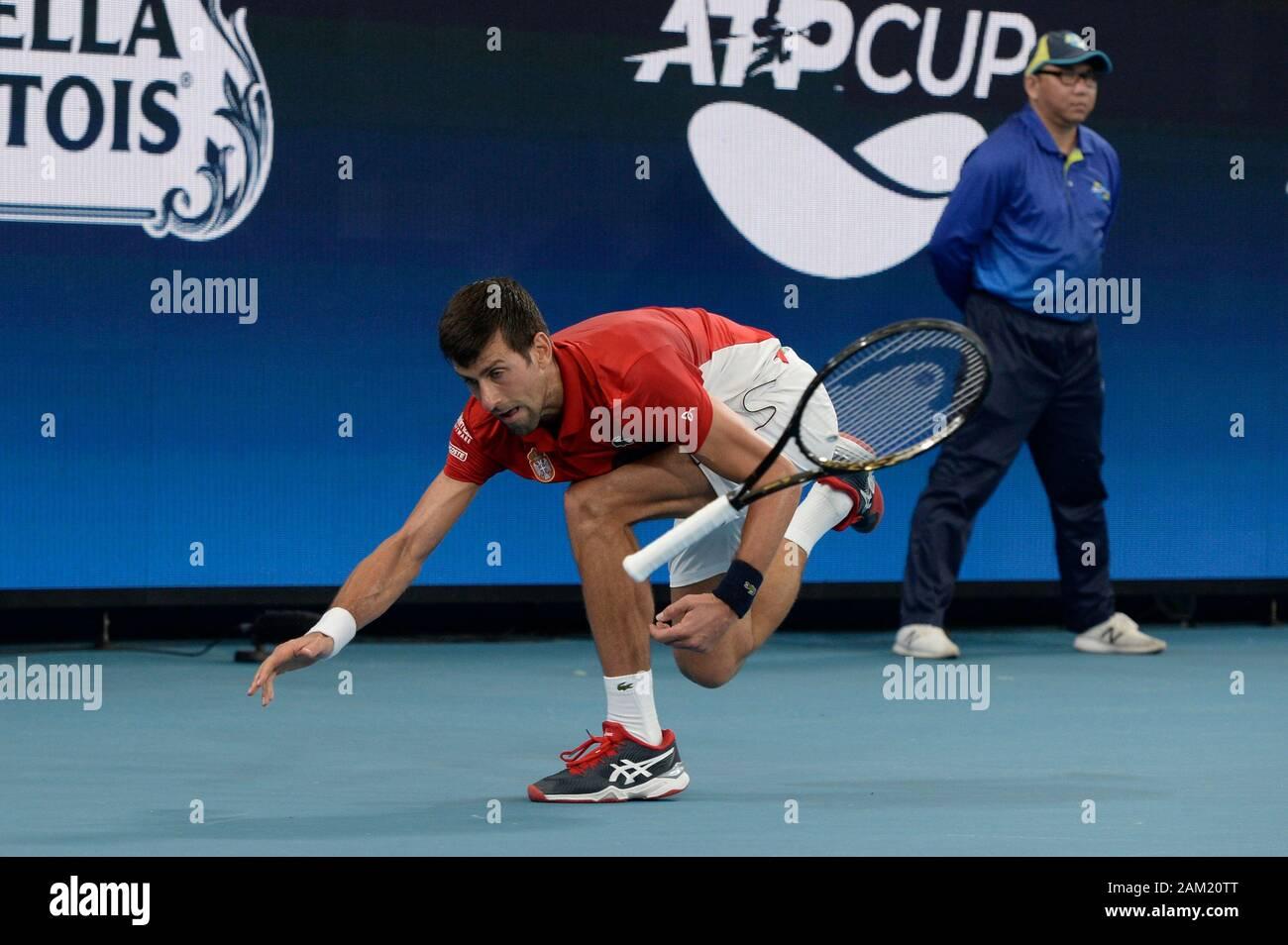 Novak Djokovic Grip High Resolution Stock Photography And Images Alamy