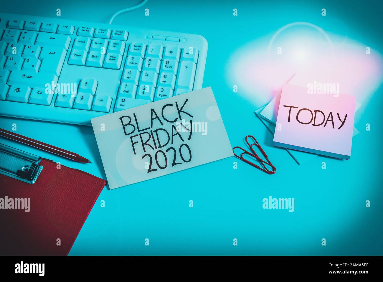Word Writing Text Black Friday 2020 Business Photo Showcasing Day Following Thanksgiving Discounts Shopping Day Paper Blue Desk Computer Keyboard Off Stock Photo Alamy