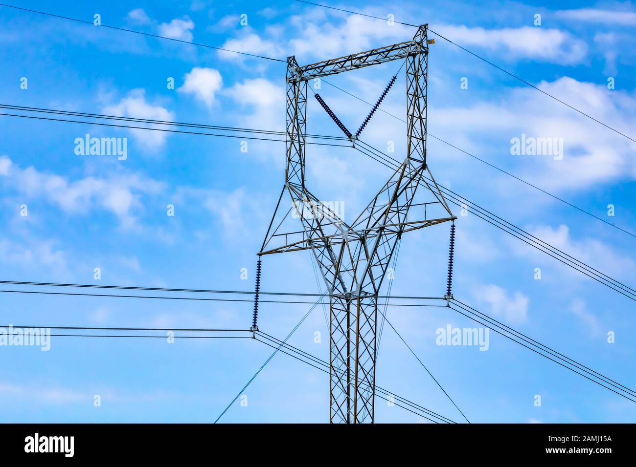 Overhead Line Equipment High Resolution Stock Photography And Images Alamy
