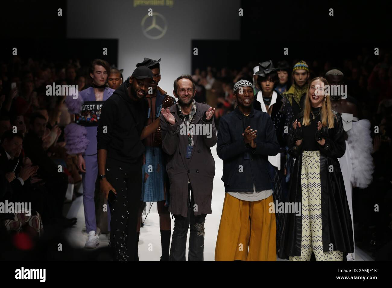 Berlin Mercedes Benz And The Creative Agency Nowadays Present The Mercedes Benz Fashion Week Berlin For