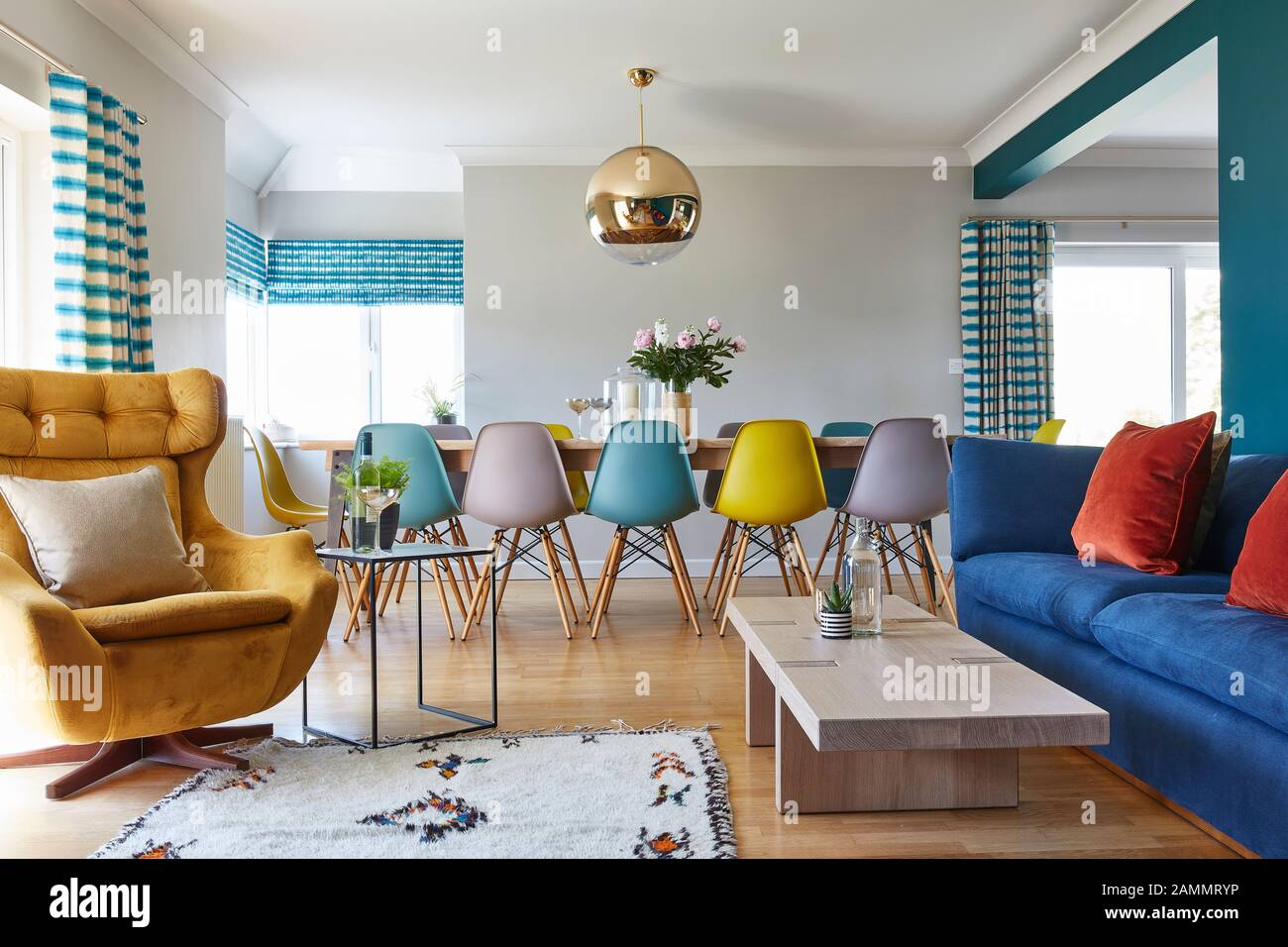 Lounge Diner High Resolution Stock Photography And Images Alamy
