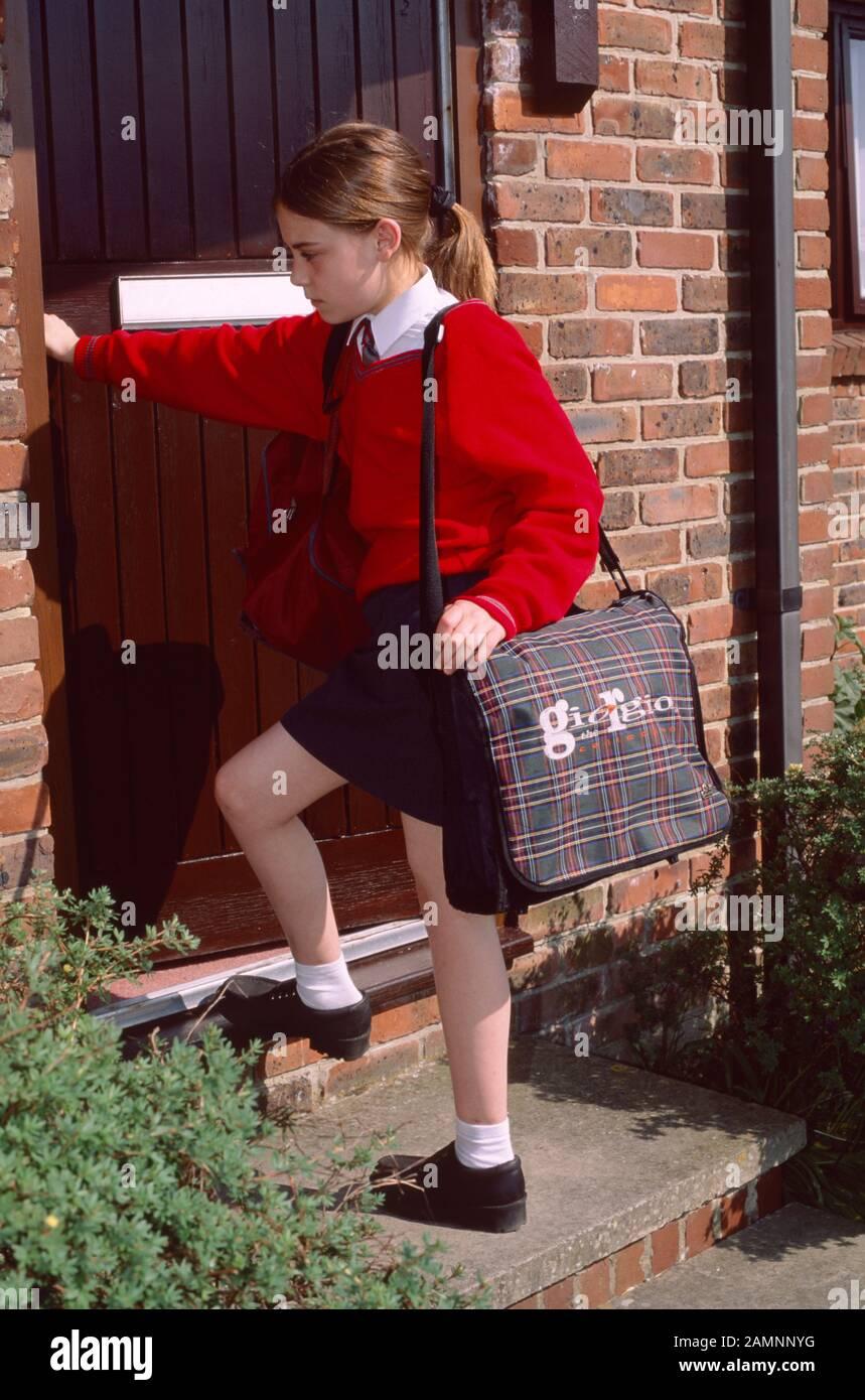 Schoolgirl Home