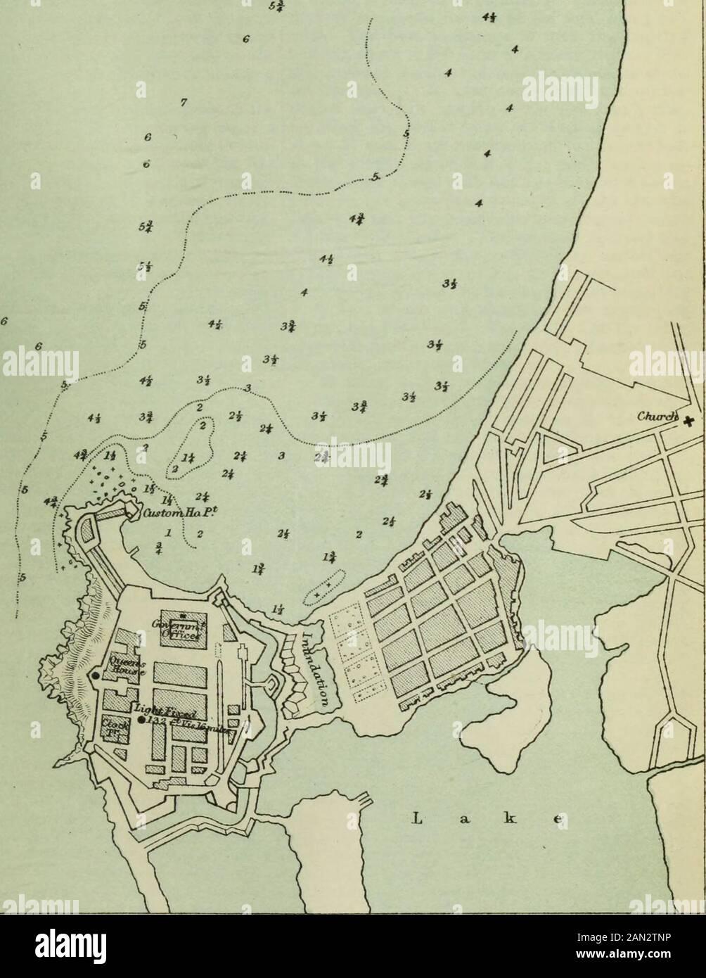"HP 24/"" x 34/"" 1888 Map Of Milford Massachusetts"