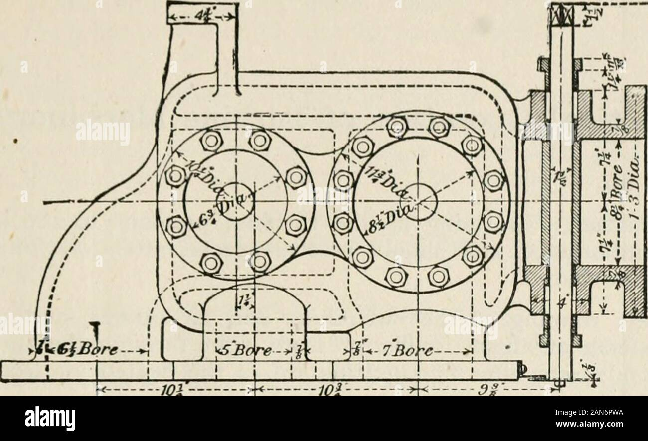TOY MODEL STEAM ENGINE PLANS ENGINEERS HANDYBOOK HOW TO MACHINIST 1902 MATERIALS