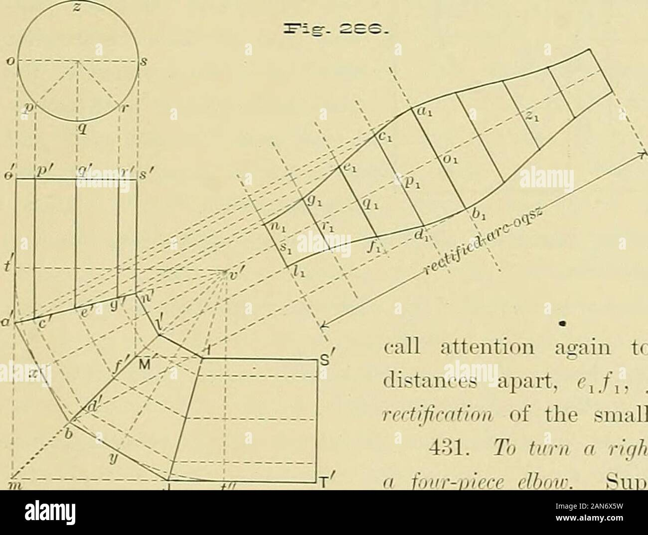 Practical Engineering Drawing And Third Angle Projection For Students In Scientific Technical And Manual Training Schools And For Draughtsmen Ll Elements And Where The Latter Meet A 1 To Draw The