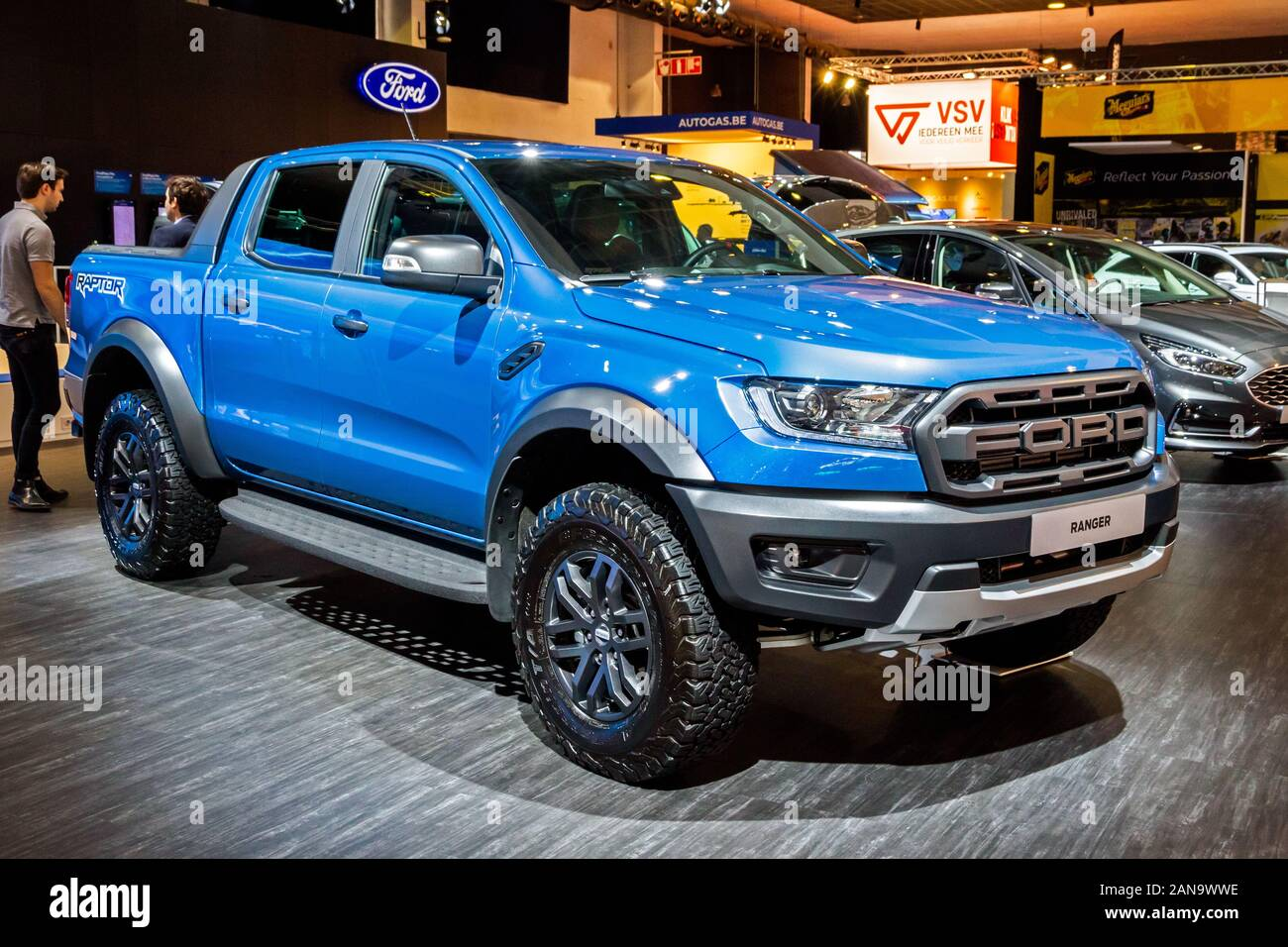 New Ford Ranger High Resolution Stock Photography And Images Alamy