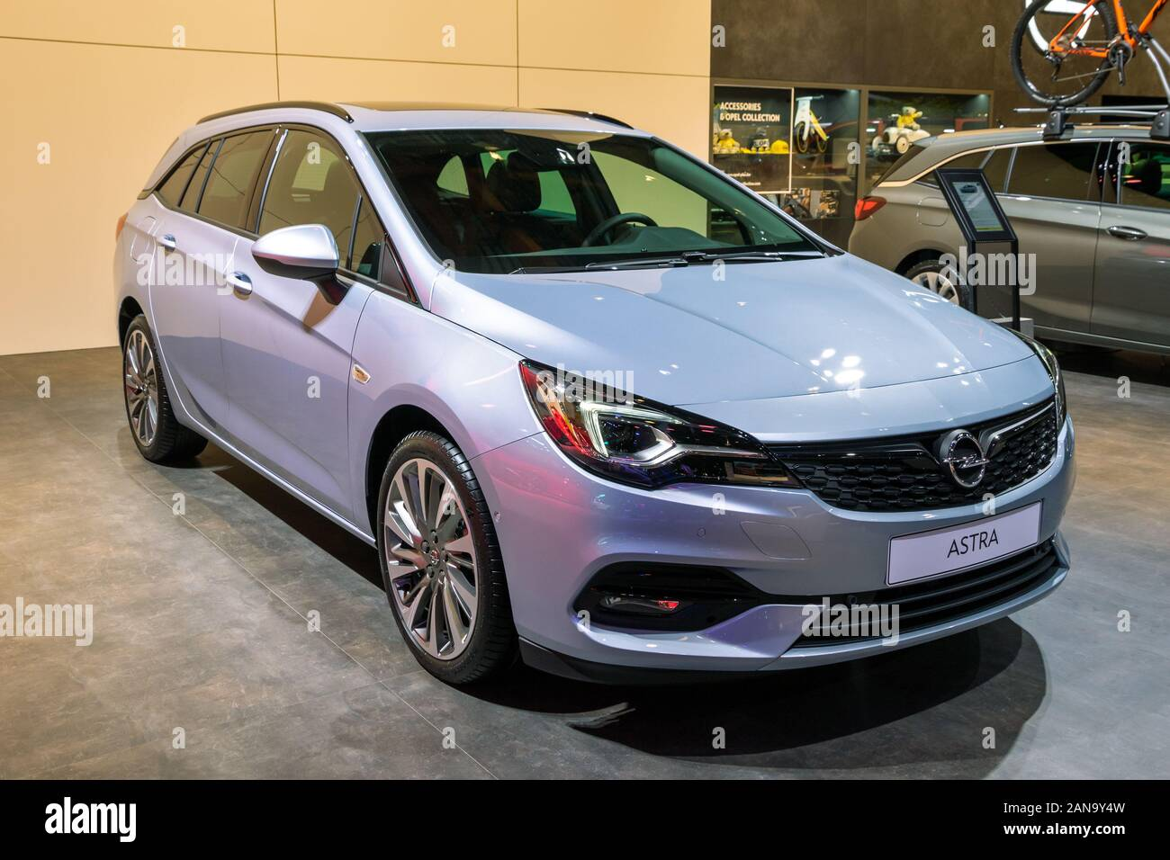 Opel Astra High Resolution Stock Photography And Images Alamy
