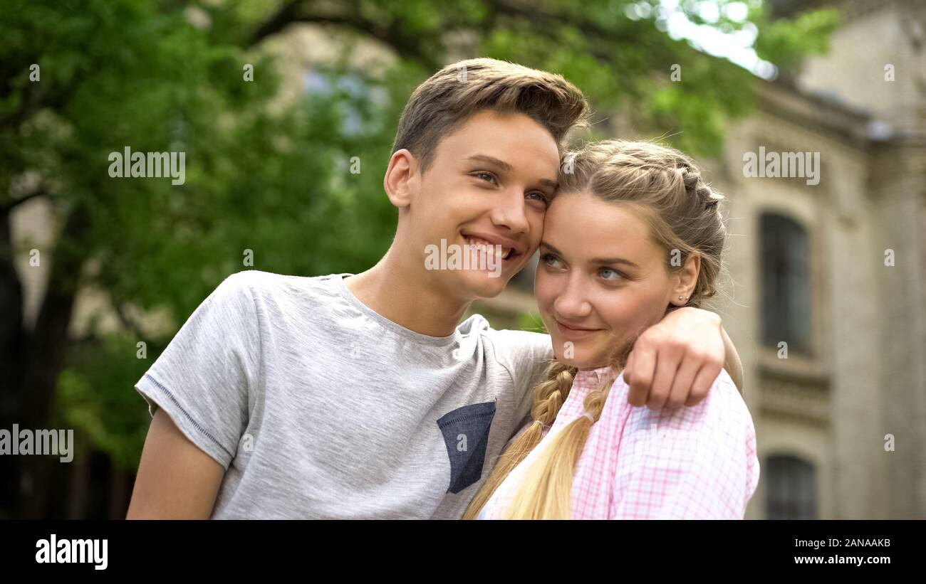 Shy Teen Boy High Resolution Stock Photography And Images Alamy