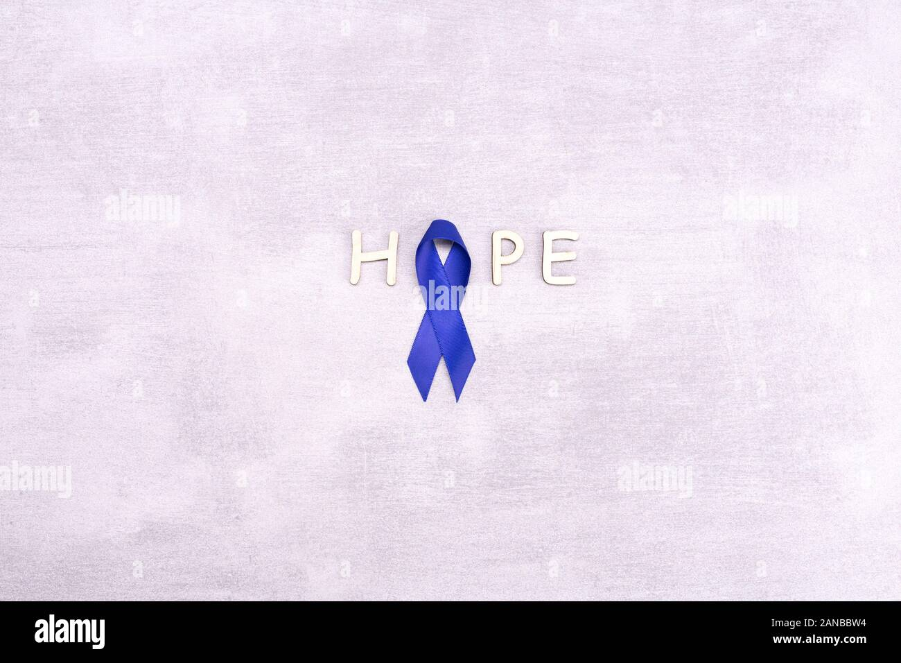 Colon Cancer Ribbon High Resolution Stock Photography And Images Alamy