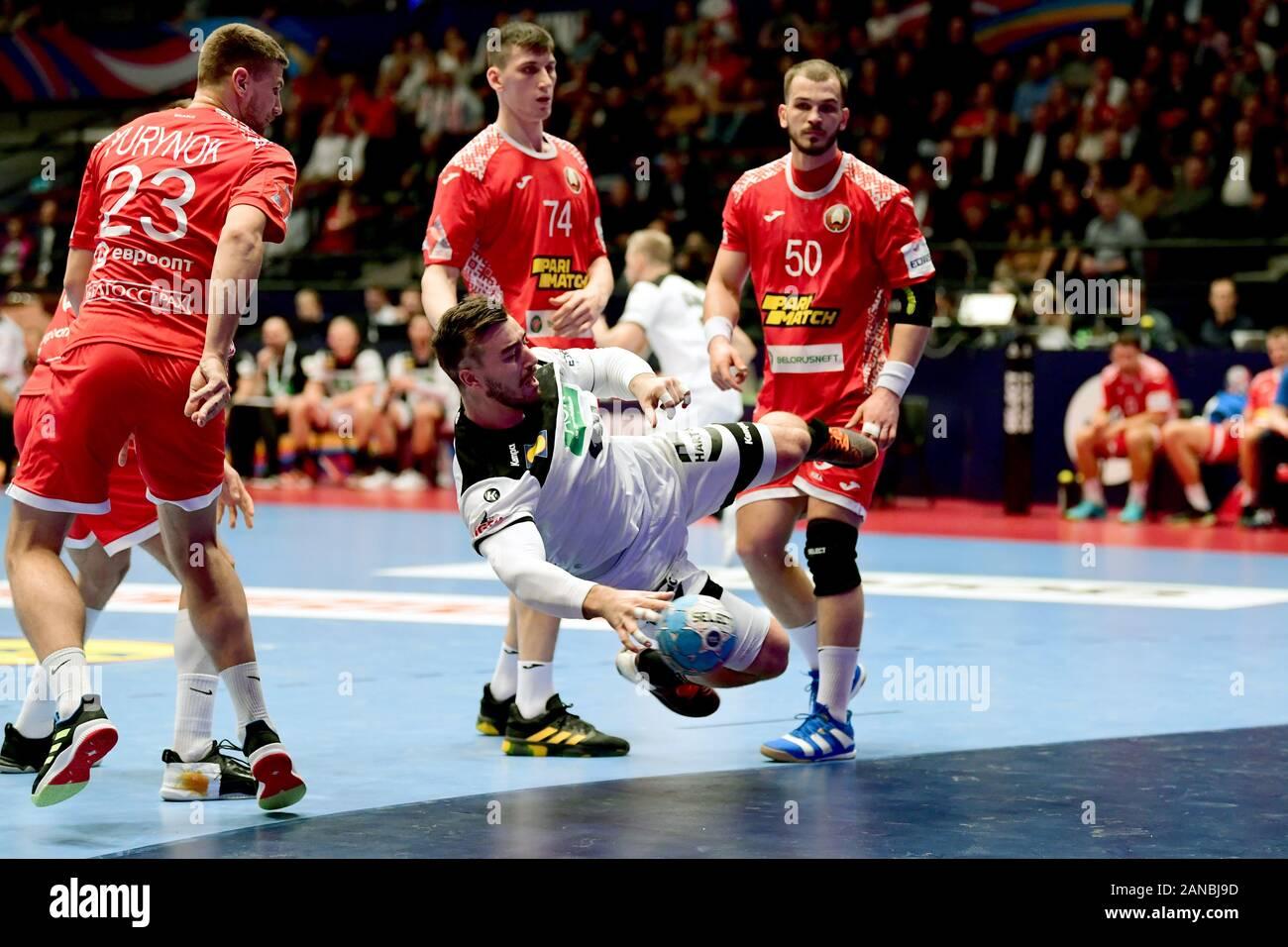 Jo decker handball