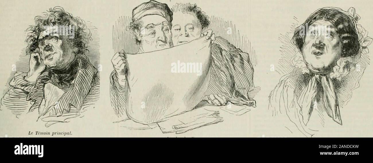 L'illustration : journal universel . LIluissiei-audiencier ? Silence: L.xaiiiin (I Le Grr/jifr. LILLUSTRATION, JOLRJN.L UNIVERSEL. 393. Le Tcmoin principal Le plan des litux M.iduiiii* (A[ATin-, coiuioiRi (liiiin (l.iudii Stock Photo