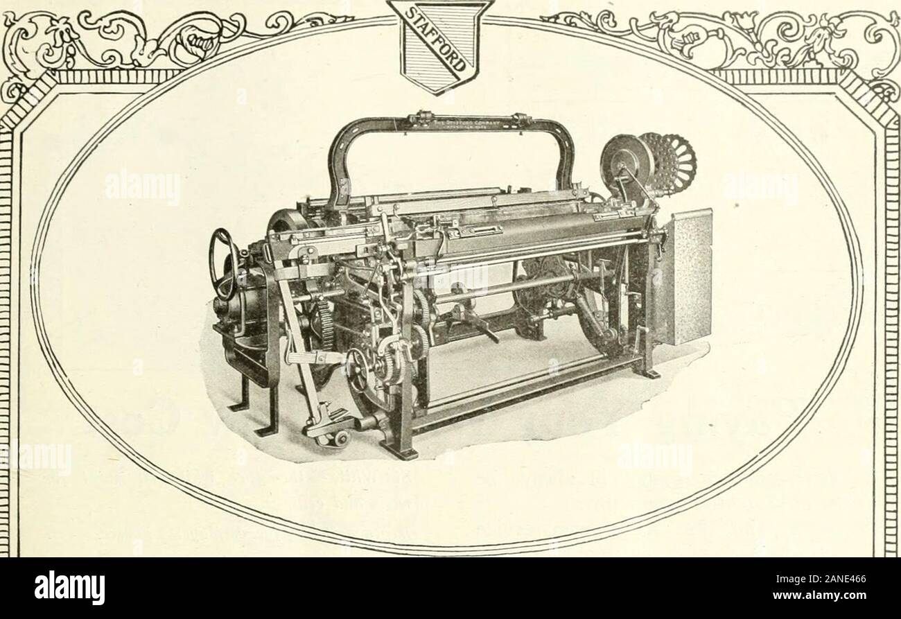 Canadian Textile Journal Write Or A Copy Ojbulletin No 125 Link Belt Silentchain Driies Fortextile Mills In The Days Of The Old Spinning Wheel Hand Power Turned The Wheel That Spun The Yarn Just