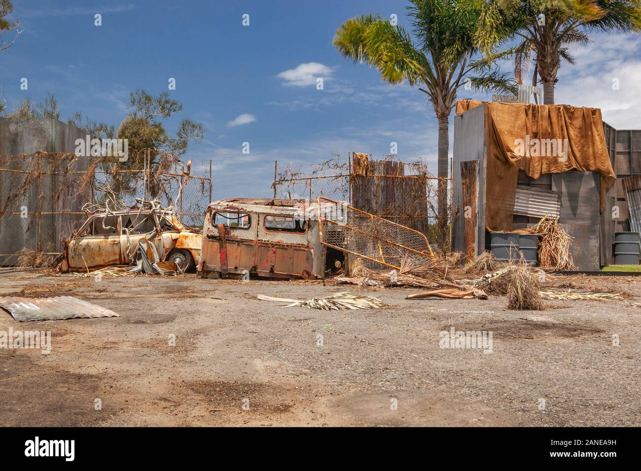 Junk Yard Australia High Resolution Stock Photography And Images Alamy