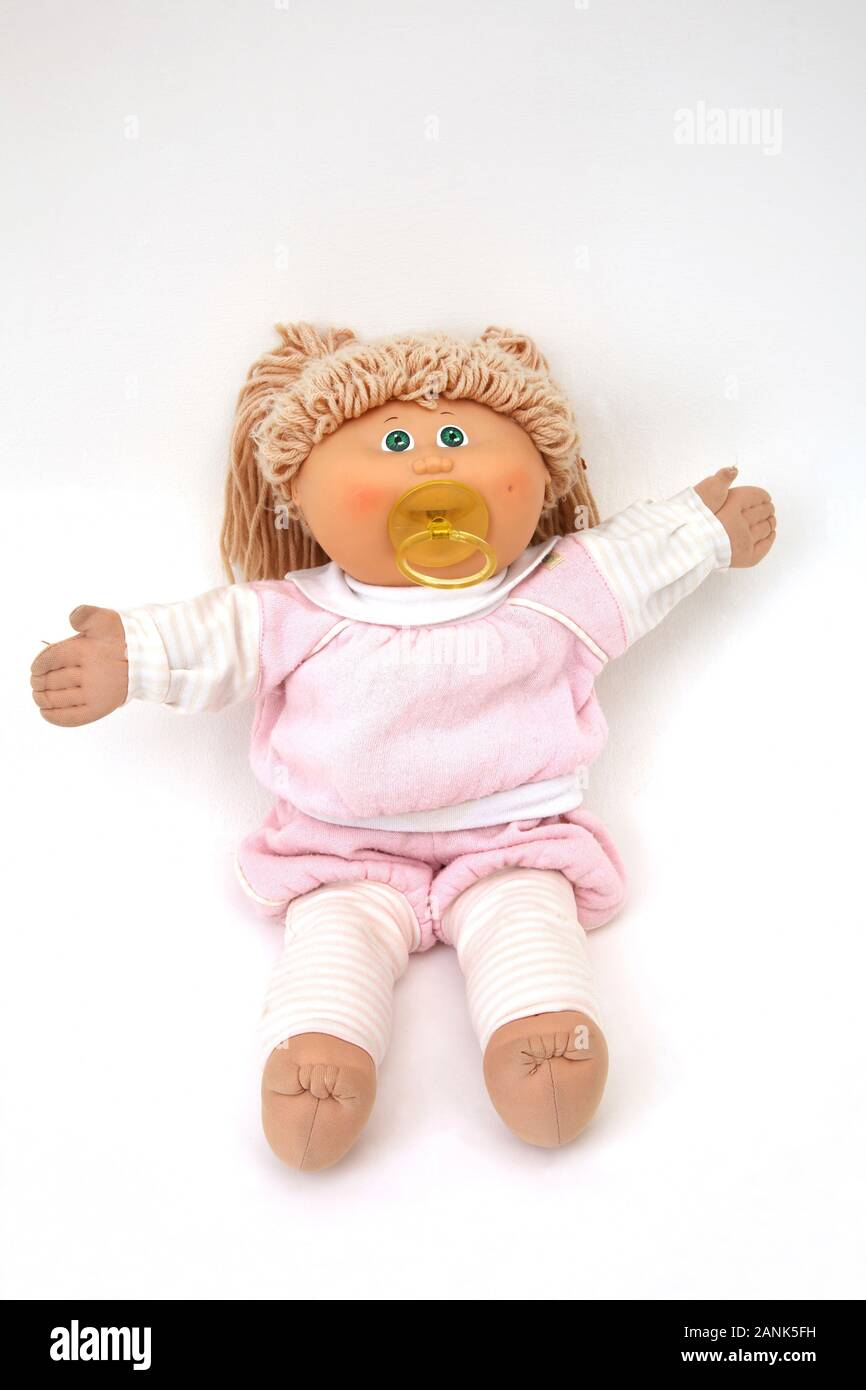 Cabbage Patch Doll High Resolution Stock Photography and Images - Alamy